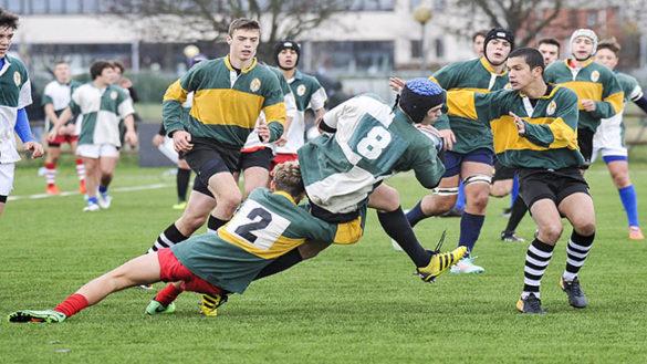 Rugby, successo per Parma al festival juniores