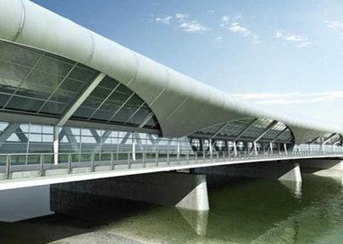 Science Center sull'acqua nel Ponte Nord di Parma