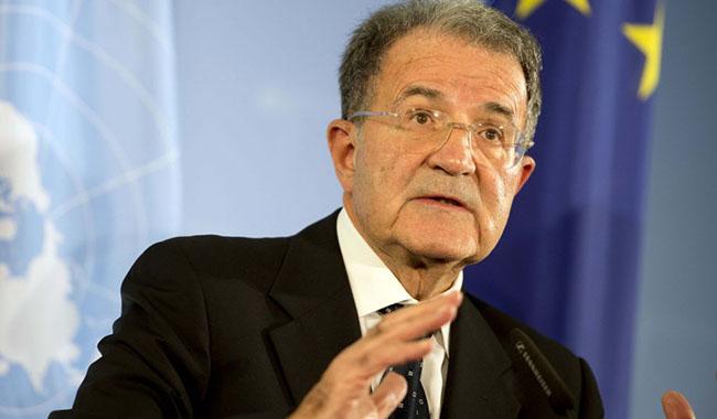 """Prodi a Parma per parlare di """"Quale Europa"""" per il futuro"""