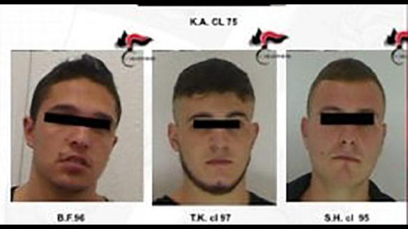 Parma: arrestate 4 persone per spaccio di cocaina