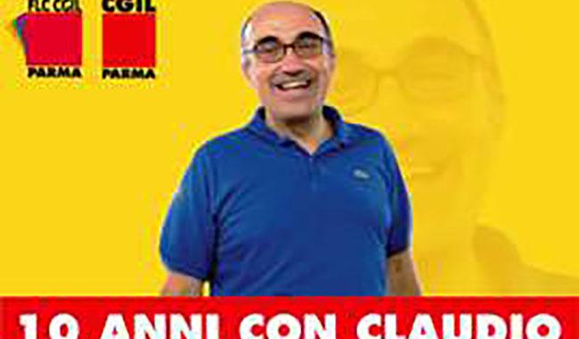 La CGIL ricorda Claudio Schiaretti