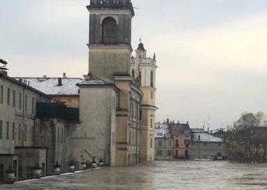 ALMA, le foto della scuola di Colorno dopo l'inondazione