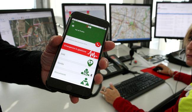 Il soccorso a portata di clic, l'app salvavita in caso di infarto