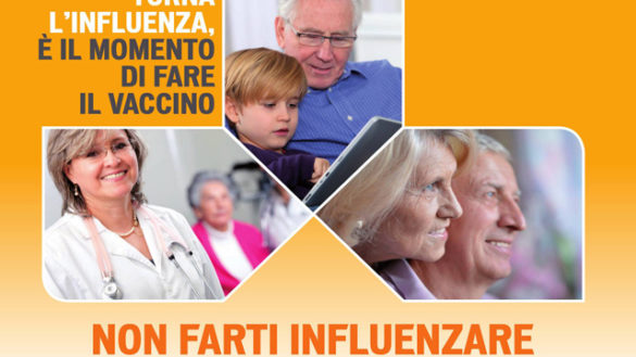 Informasalute: vaccino antinfluenzale