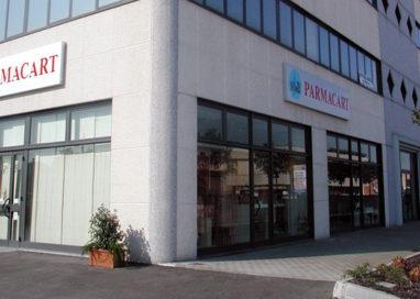 Parmacart di via Carra: rubati 500 euro dalla cassa