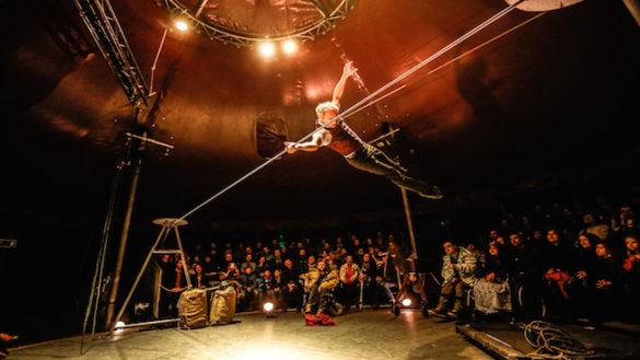 Tutti Matti Sotto Zero: festività natalizie all'insegna del circo