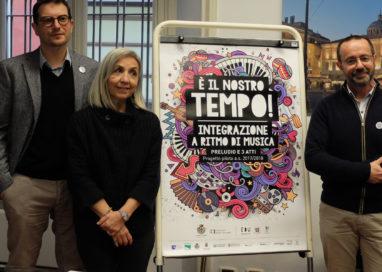 """""""E' il nostro tempo"""": la musica per il San Leonardo"""