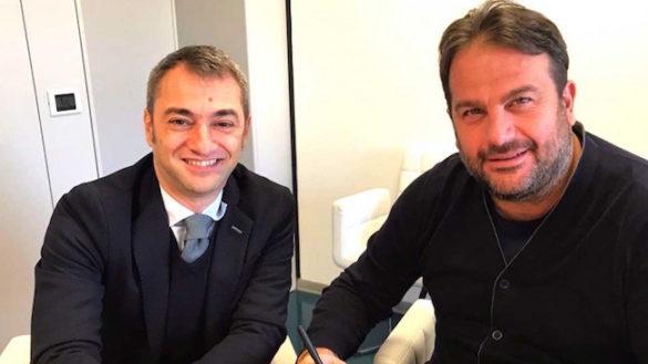 """Parma, Faggiano: """"Orgoglioso del rinnovo. Mi sento di famiglia"""""""