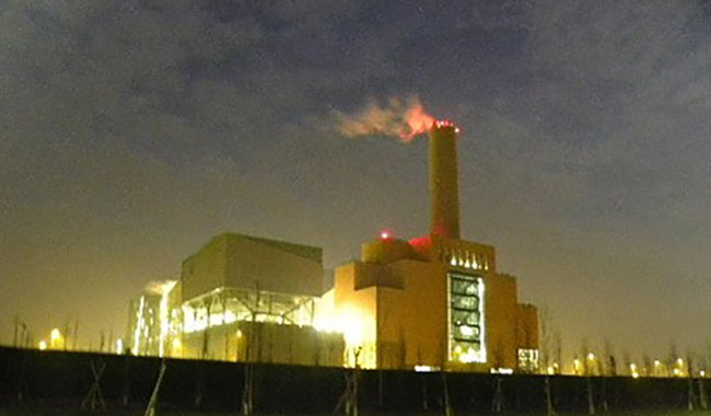 L'inceneritore supera il limite: bruciate due tonnellate di rifiuti in più