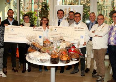 Dolcetti e donazioni per i bambini ricoverati a oncologia