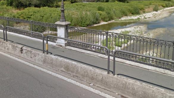 Ponte Italia, saranno allargati imbocchi ciclopedonali
