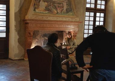 San Secondo in tv, la Rocca dei Rossi su Marcopolo TV