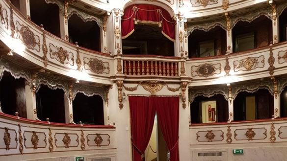 Teatro Verdi, in corso lavori di manutenzione straordinaria