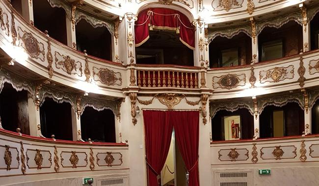 Teatro verdi in corso lavori di manutenzione for Lavori di manutenzione straordinaria