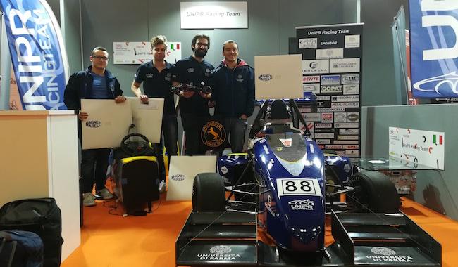 Università di Parma vince con un'app al Motor Show di Bologna