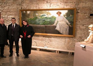 Nuove luci alla Pinacoteca Stuard