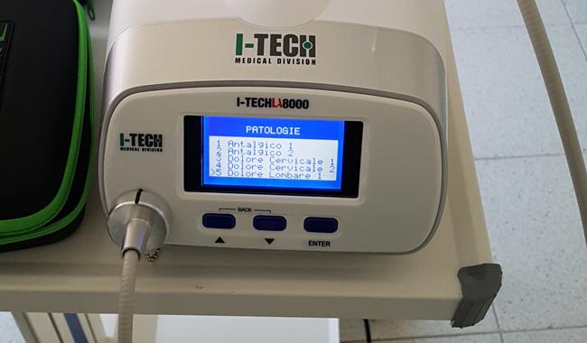 Hospital Piccole Figlie, laserterapia di ultima generazione per i trattamenti anti-dolore
