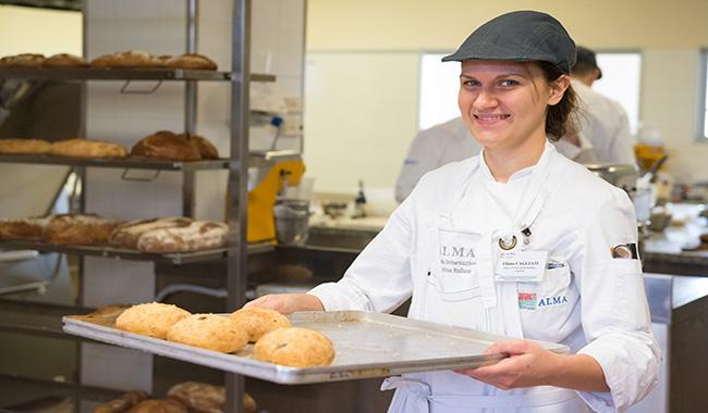 ALMA, due parmigiane diplomate tra i primi 15 Bakery Chef d'Italia