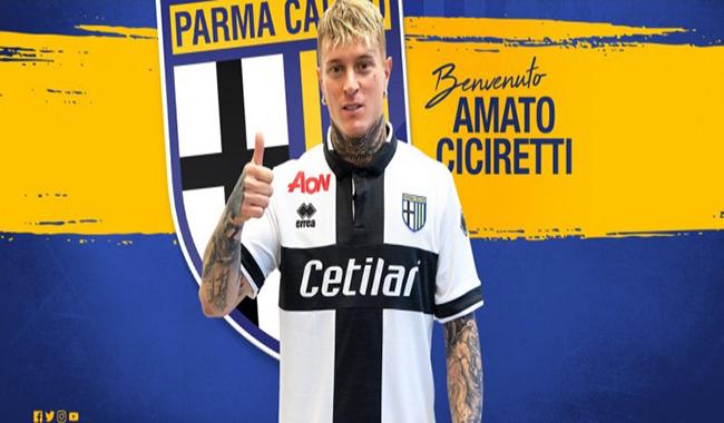 Parma, problema infortunati. Si ferma ancora Ciciretti
