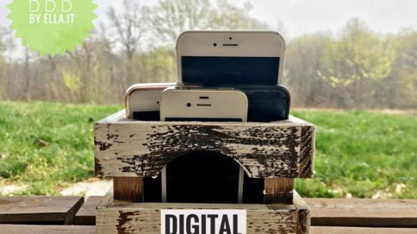 """Da Parma arriva l'idea del """"Digital Detox Day"""""""
