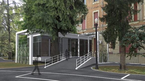 Day hospital oncologico al Cattani, lavori in dirittura d'arrivo