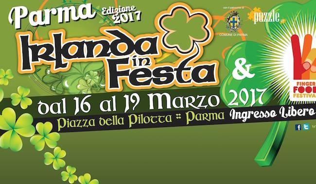 Irlanda in Festa & Finger Food Festival a Parma