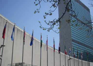 Studentessa di Parma all'ONU