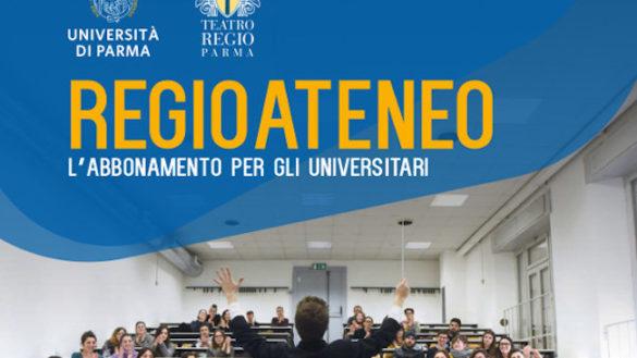 Nasce RegioAteneo, l'abbonamento per gli studenti universitari