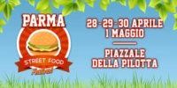 Torna in Pilotta il Parma Street Food Festival!