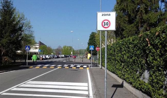 """Mobilità sostenibile: """"Zona 30"""" in Cittadella e al Montanara"""