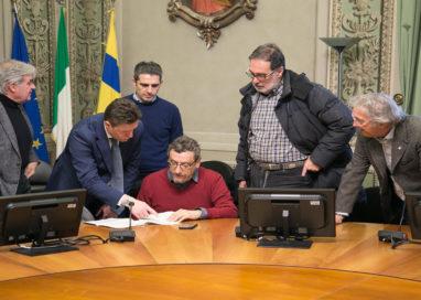 Schema di Bilancio Previsione 2018, firmato protocollo con sindacati