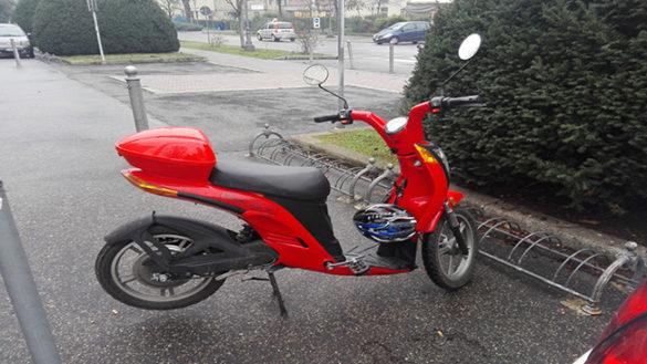 """Sequestrata bici elettrica """"truccata"""": multa di 549 euro al conducente"""