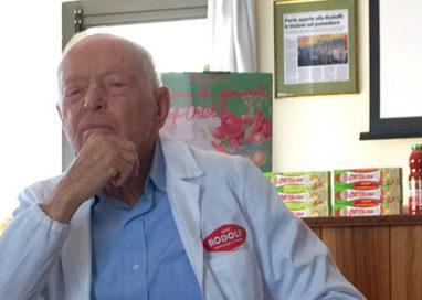 Addio a Giuseppe Rodolfi, aveva 90 anni