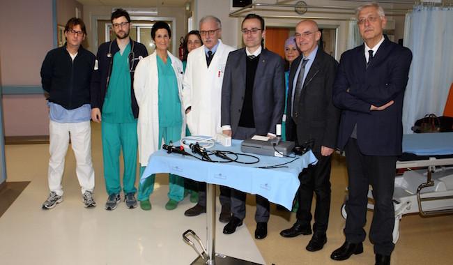 Strumentazioni all'avanguardia per Pneumologia ed endoscopia toracica