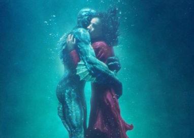 """""""La forma dell'acqua"""" al Cinema Astra"""