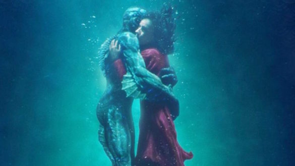 """La forma dell'acqua"" al Cinema Astra"