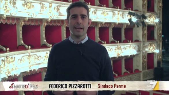 Capitale della Cultura 2020, l'appello del Sindaco Pizzarotti