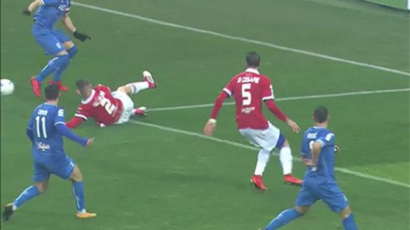 Parma crolla ad Empoli, sconfitto 4 a 0