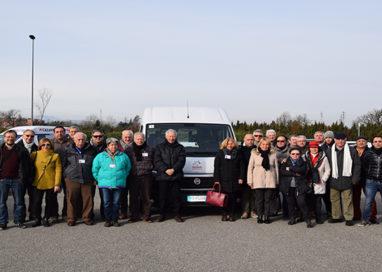Taxi sociale Pedemontana: 20.000 viaggi in aiuto dei più deboli