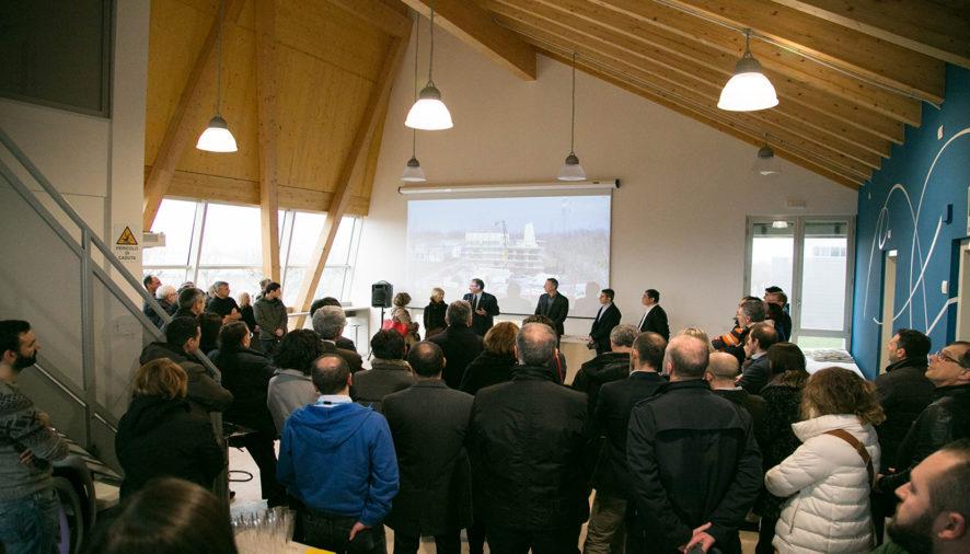Una nuova sede per VisLab al Campus di Parma