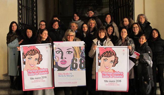 30 giorni per celebrare tutte le donne di Parma