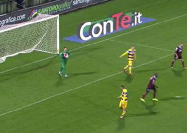 Parma espugna Salerno e ritrova la vittoria: 0 a 1