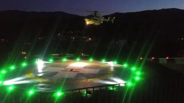 Elisoccorso notturno, 8 interventi a Parma tra agosto e gennaio