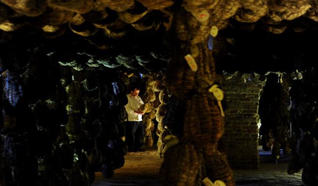 Antica Corte Pallavicina, apre il Museo del Culatello e del Masalén