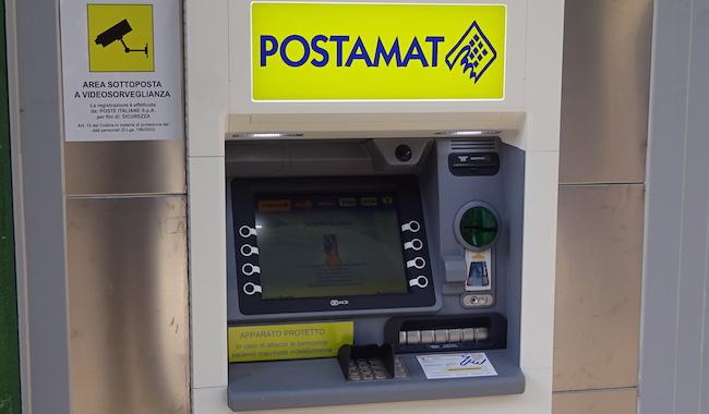 Sportelli automatici di nuova generazione in nove uffici postali di Parma