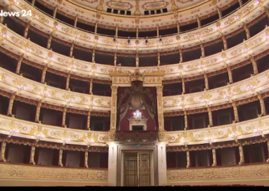 Rainews 24 a Parma per scoprire la Capitale della Cultura 2020!