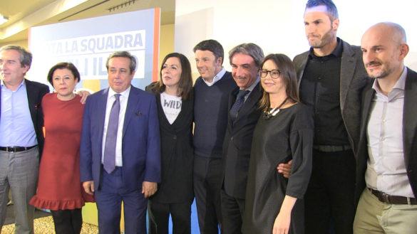 """Renzi a Parma. Pd: """"Primo partito, ci credo"""""""