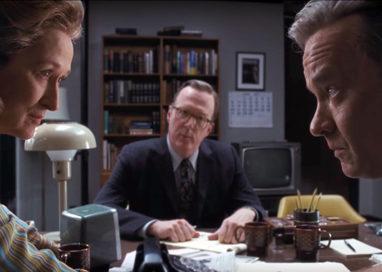 The Post: storia di giornalismo libero. Al Cinema Astra il nuovo film di Steven Spielberg