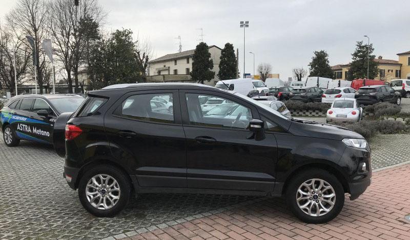 Alfa Romeo Giulietta e Ford Ecosport tra le proposte settimanali della Scaimotor