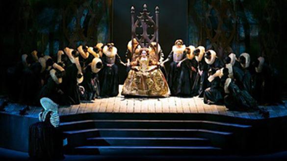 """""""Roberto Devereux"""" al Teatro Regio, replica dopo 178 anni"""